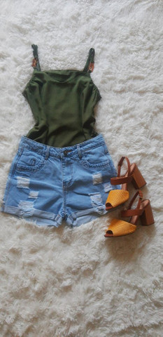 Blusas de alcinha - Foto 3