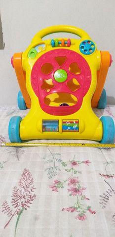 Andador para bebês - PlayGo - Foto 4