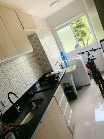 Apartamento Com Móveis Planejados Residencial MONZA - Foto 4