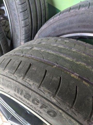 Roda + pneu aro 20 CRUIZER e TRACKER 5x105 - Foto 3