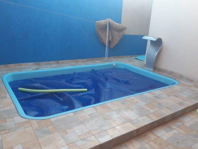 Piscina de fibra alencastro piscinas - 15 anos de garantia  - Foto 3
