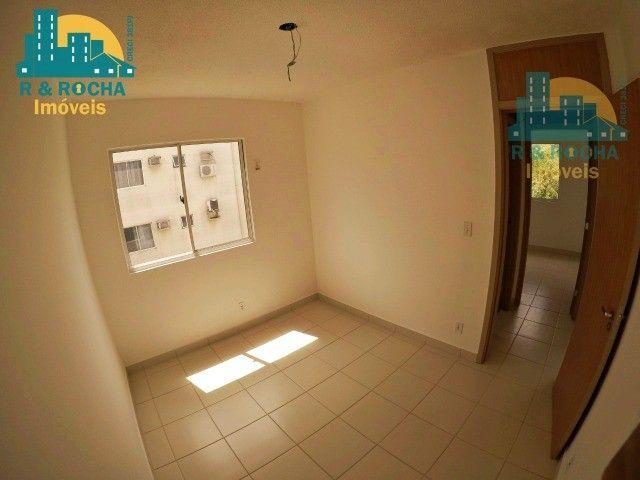 Condomínio Villa Jardim Lírio | Apartamento na Torquato com 2 quartos - 42m² - 1 vaga - Foto 3