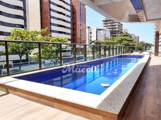 Apartamento Quarto e sala mobiliado na Ponta Verde - Foto 20