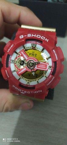 Relógio g-shock primeira linha