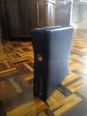 Xbox 360 com Kinect (Sem fonte) Aceito troca!