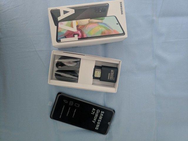 Samsung Galaxy A71 - Foto 2