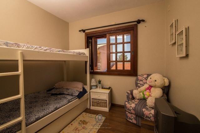 Lindo sobrado 4 dormitórios, em Imbé/ RS - Foto 13