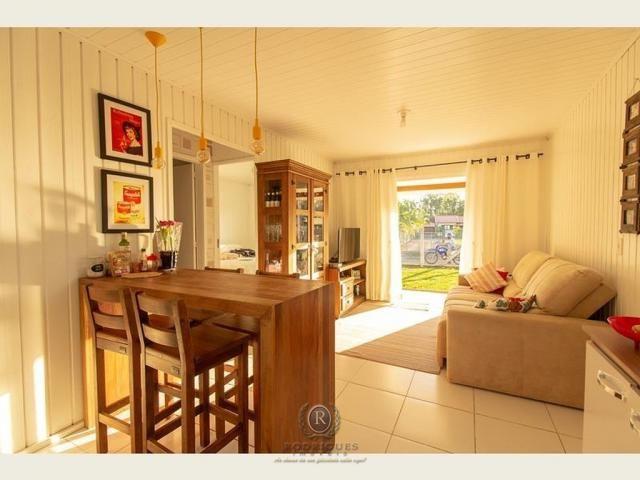Casa 2 dormitórios semi-mobiliada Vila São João - Foto 6