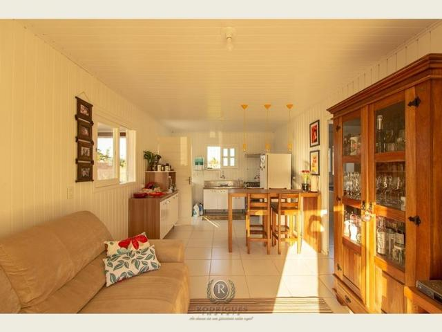 Casa 2 dormitórios semi-mobiliada Vila São João - Foto 2