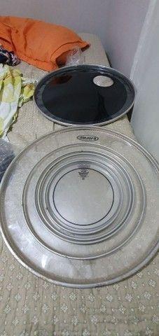 Vendo kit abafadores novos  - Foto 2