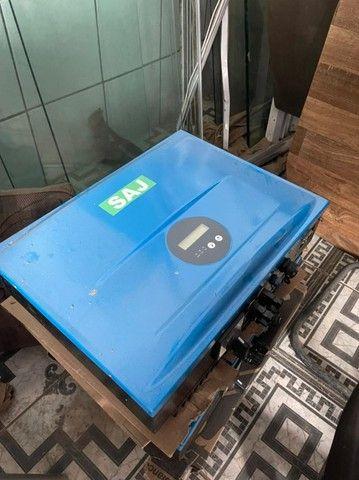 Kit Placa Energia Solar com Inversor - Foto 2