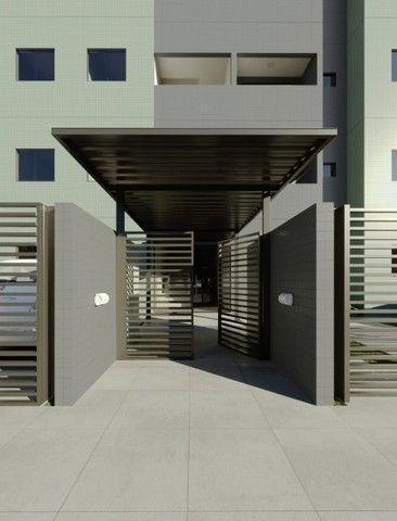 Apartamento em Mangabeira com 2 quartos, playground e área gourmet. Em construção  - Foto 2