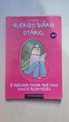 Querido Diário Otário - Volume 1 e Volume 4 - Foto 3