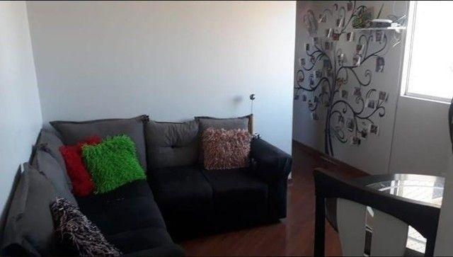 Excelente Apartamento de 3 Quartos (semi suite), piso Flutuante em Samambaia Sul - Foto 3