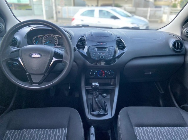 Ford Ka+ Sedan 1.5 Se Plus 16v Flex 4p 2018. Financio 100%. - Foto 14
