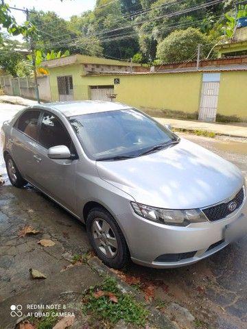 Kia Cerato 1.6 ex3 manual R$28,500