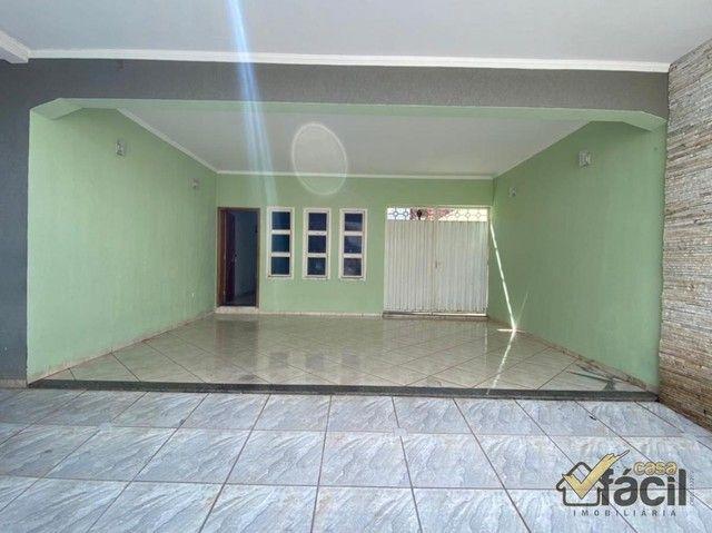 Casa para Venda em Presidente Prudente, Jardim Ouro Verde, 3 dormitórios, 1 suíte, 3 banhe - Foto 2