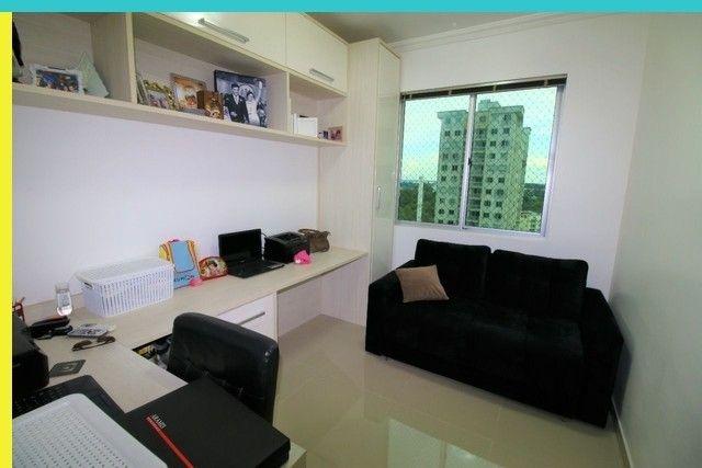 Ponta Negra Apartamento 3 Quartos Condomínio weekend Club - Foto 7
