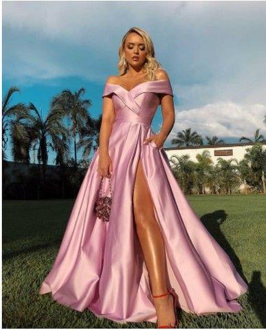 Vestido de gala - Foto 2