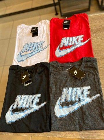 Camisa NIKE - 100% algodão