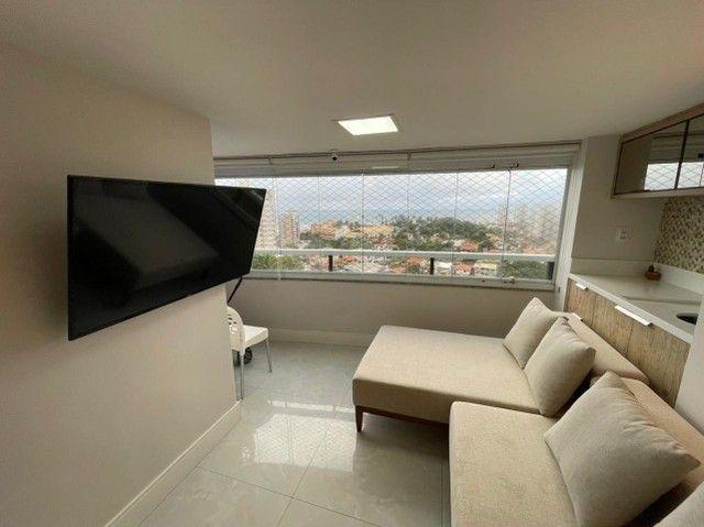 Colina A, apartamento 3/4,suíte,finamente decorado,vista mar,2 vagas - Foto 5