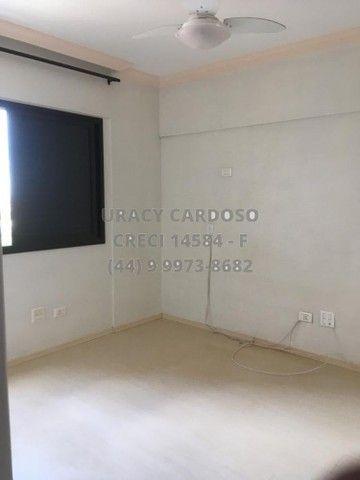 LOCAÇÃO | Apartamento, com 3 quartos em Zona 07, Maringá - Foto 16