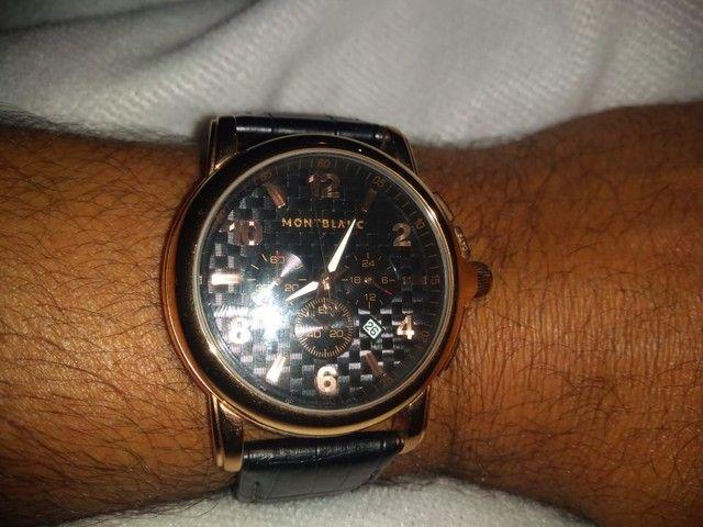 Vendo Relógio Montblanc - Foto 2