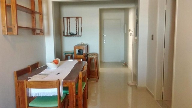 Aparatamento 03 dormitórios com 01 suíte, Vila Tupi, Praia Grande, com vista para o mar