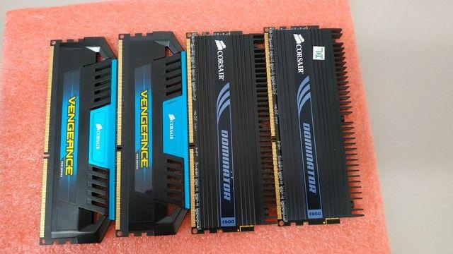 Memória Corsair DDR3
