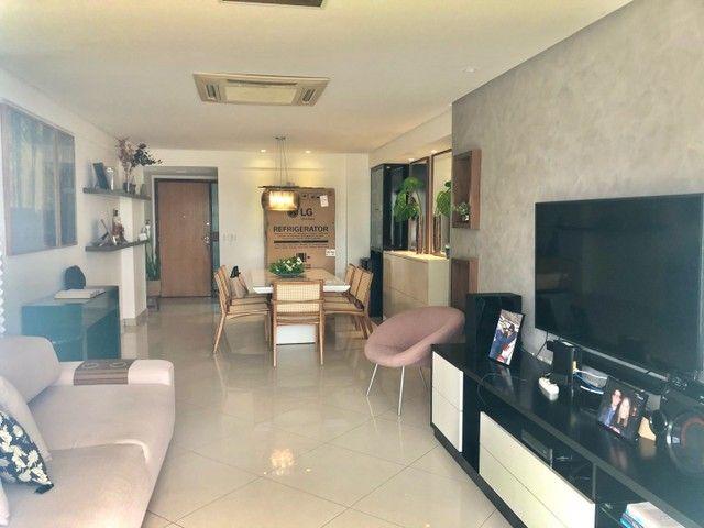 Apartamento com 3/4 completo de armários na ponta verde  - Foto 3