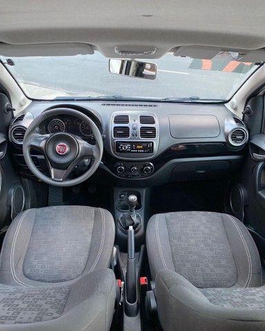 Fiat palio 1.0 Attractive 2017/2017 100% novo - Revisado com garantia - uno em Promoção - Foto 6