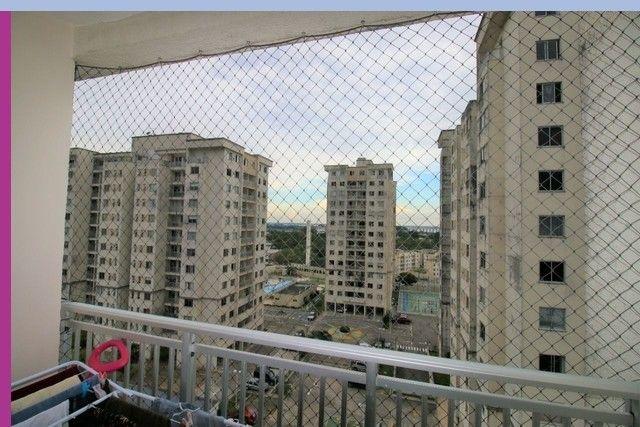 Condomínio weekend Club Apartamento 3 Quartos Ponta Negra - Foto 8