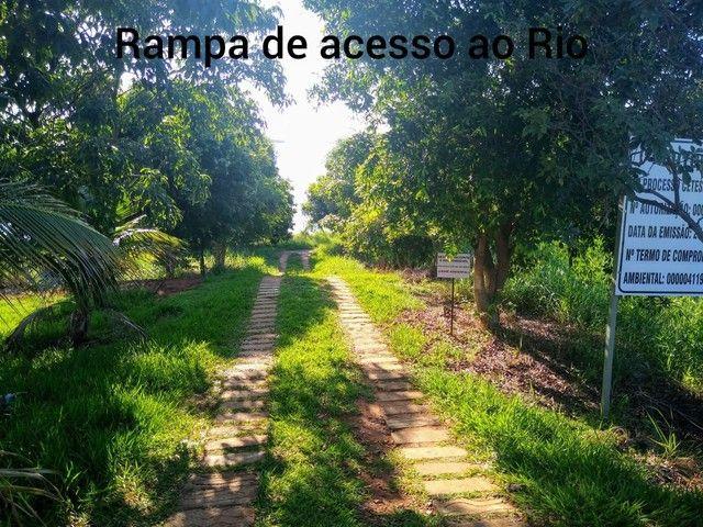 Rancho do Gu  lindo rancho as margens do Rio Paraná - Foto 18