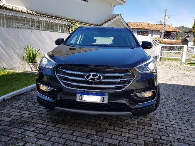 Hyundai Santa Fé 3.3 V6 2019 - Foto 4