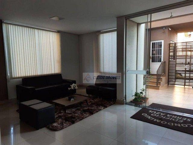 Apartamento Edifício Serra Azul a venda R$180.000,00, Bairro Consil, Cuiabá-MT - Foto 2