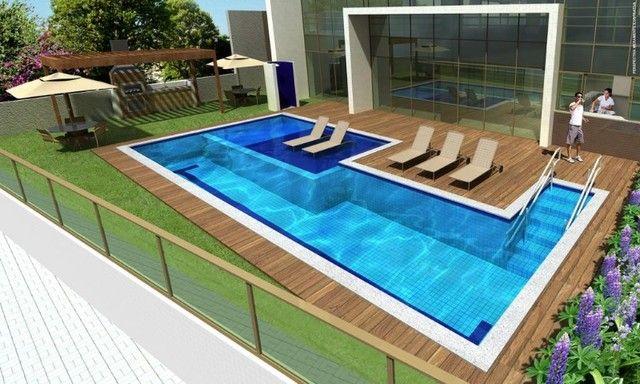 JS- Apartamento na Beira Mar de Casa Caida - 144m²   Varanda Gourmet Holanda Prime - Foto 11