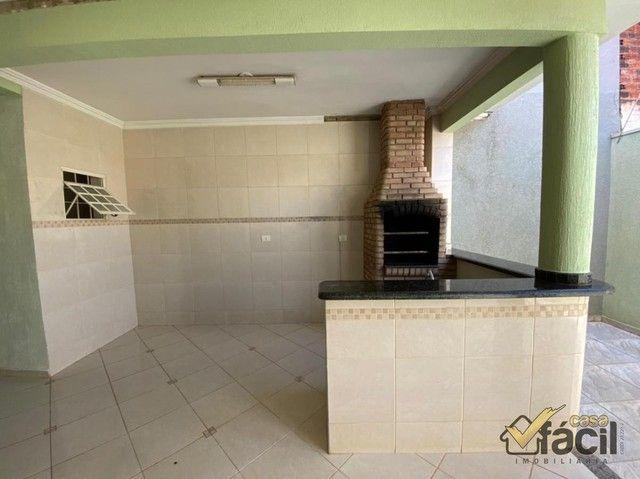 Casa para Venda em Presidente Prudente, Jardim Ouro Verde, 3 dormitórios, 1 suíte, 3 banhe - Foto 18