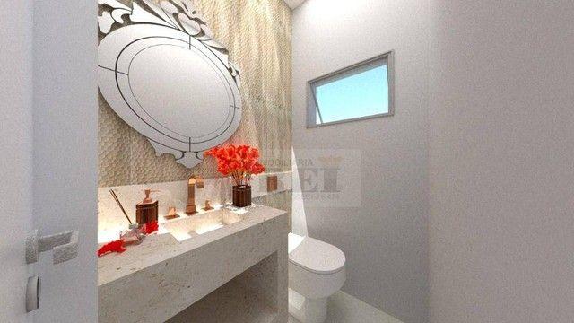 Casa com 4 dormitórios à venda, 455 m² por R$ 2.100.000 - Condominio Solar Do Bosque - Rio - Foto 14