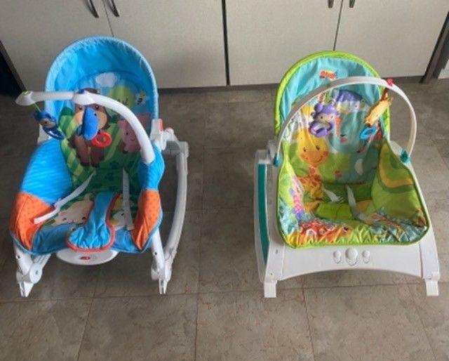 Cadeira de balanço para bebê  - Foto 2