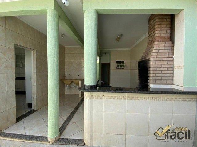 Casa para Venda em Presidente Prudente, Jardim Ouro Verde, 3 dormitórios, 1 suíte, 3 banhe - Foto 19