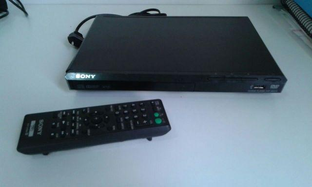 DVD player Sony Xvid USB seminovo