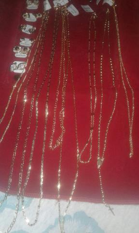 Vendo semi jóias