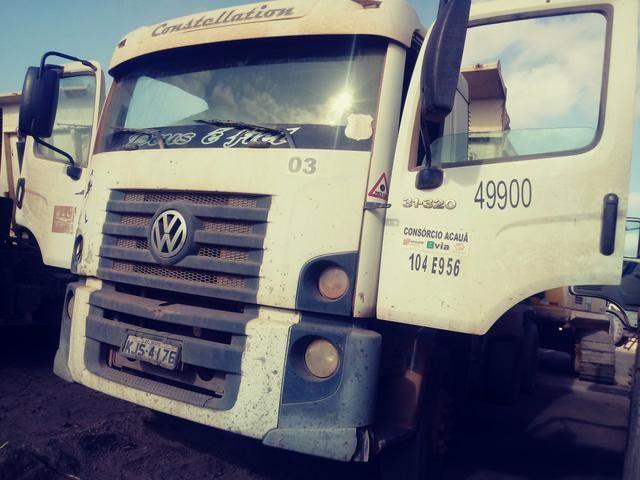Vende-se ou Troca-se Caminhão VW 31320 traçado