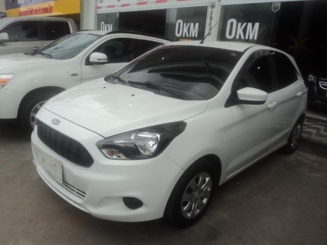 Ford Ka V Hatch Completo U Dono Estado De Zero