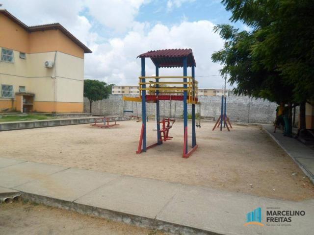 Apartamento residencial à venda, Prefeito José Walter, Fortaleza. - Foto 13