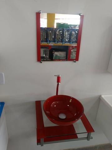 Cuba Lavatório Bali P/ banheiro! Abaixou o preço! Aproveite! - Foto 4