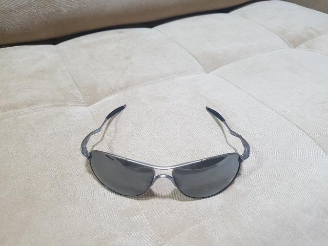 2ea8f2469ea87 Óculos de sol Oakley Crosshair Polarizado original Zero sem uso - Whats  17992160880