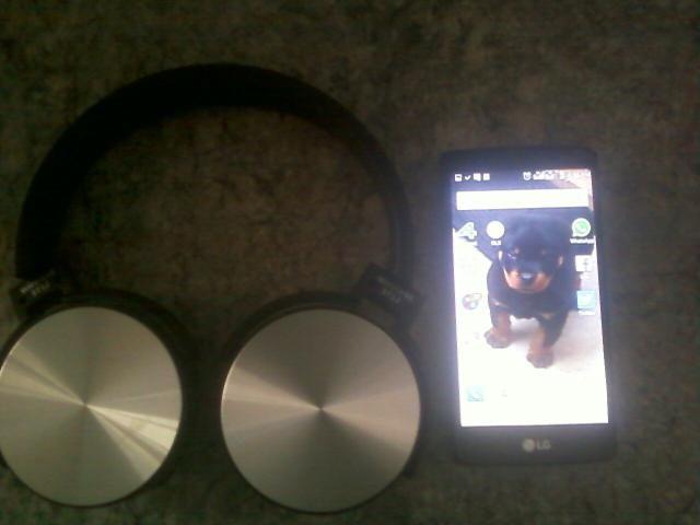 Vendo celular lg 4 prime plus + fone de ouvido bluetooth