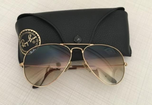 Óculos Ray Ban marrom - Bijouterias, relógios e acessórios - Morada ... c85802c3e7