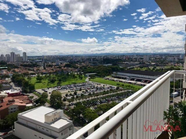 Apartamento com 2 dormitórios à venda, 75 m² por r$ 457.000 - jardim das indústrias - são  - Foto 2